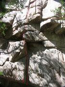 Rock Climbing Photo: Perplexor