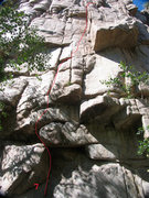 Rock Climbing Photo: Upper Perplexor