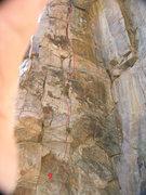 Rock Climbing Photo: Rusty Wall pic 2
