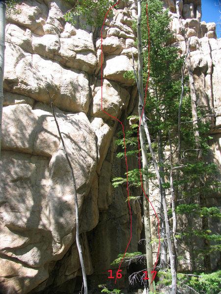 Rock Climbing Photo: Verio