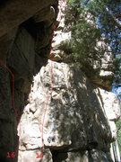 Rock Climbing Photo: The Bear's Den
