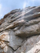 Rock Climbing Photo: Pierced Lip Lock.