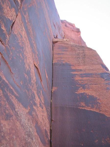 Hill atop short loin