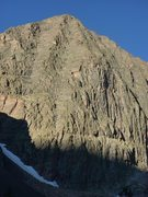 Rock Climbing Photo: The 1700 foot NE Face of The Guardian.