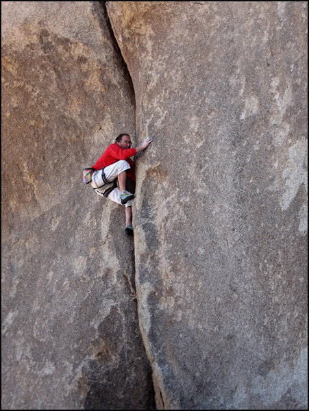 "Rock Climbing Photo: Jay Anderson on ""Modern Warfare"". Photo ..."