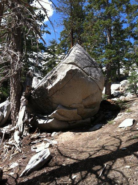 Crouching Tiger, Hidden Dragon Boulder