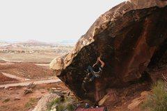 Rock Climbing Photo: ...........