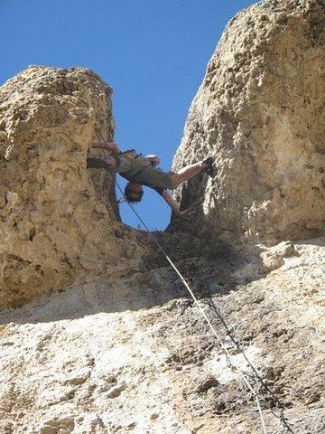 Rock Climbing Photo: Sick climb!