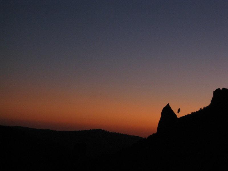 Rock Climbing Photo: perfect day