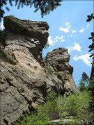 Rock Climbing Photo: Sport crags. Photo by Blitzo.