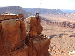 "Rock Climbing Photo: ""WAIT!... what's your plan???"""