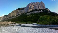 Rock Climbing Photo: The Phantom Tower, Bonanza Area, Kemp Shield, etc....