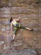 Rock Climbing Photo: Great opening moves.