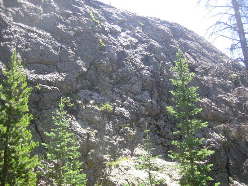 Upper Hurd Basin Crag.