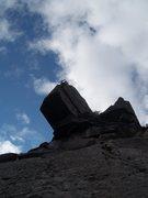 Rock Climbing Photo: Mike Z