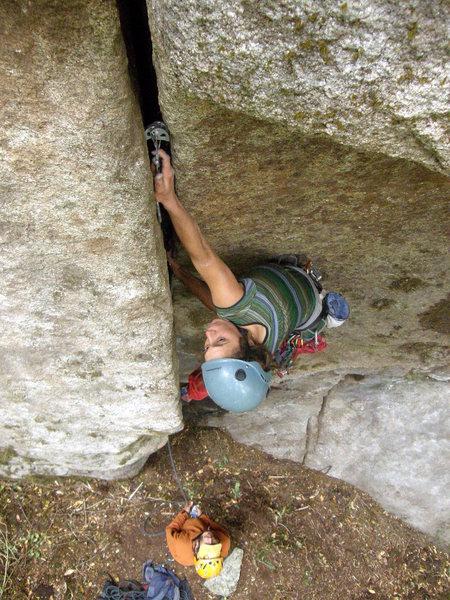 Rock Climbing Photo: La Cantina.