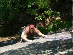 Rock Climbing Photo: bombardment
