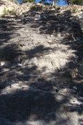 Rock Climbing Photo: Rabbit's Foot 5.8