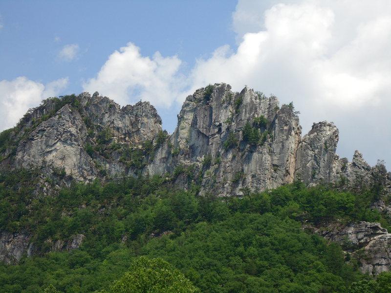 Rock Climbing Photo: Seneca, WV