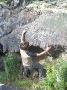 Rock Climbing Photo: Mike Z (FA?)