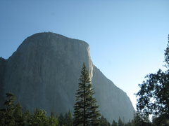 Rock Climbing Photo: The mighty El Cap