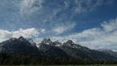 Rock Climbing Photo: Tetons Big Sky