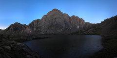 Rock Climbing Photo: Crestone Needle