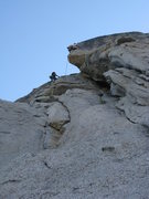 Rock Climbing Photo: awesome linkup with over easy