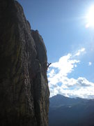 Rock Climbing Photo: Pure bliss.