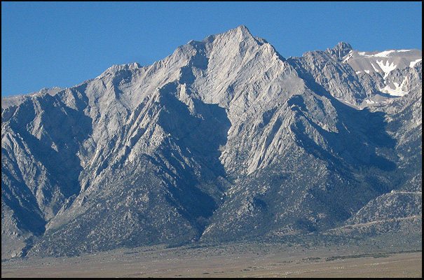 Lone Pine Peak.<br> Photo by Blitzo.