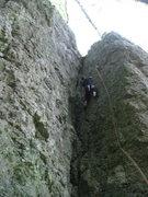 Rock Climbing Photo: Paula and Loather