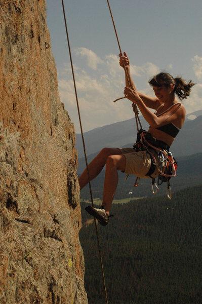Rock Climbing Photo: Climb at Jurassic Park