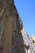 Rock Climbing Photo: a6a at LA PLACA sector