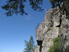 Rock Climbing Photo: The Skyline Route