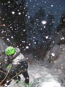 Rock Climbing Photo: Back at the bottom