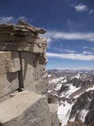 Rock Climbing Photo: Darwin summit