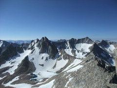 Rock Climbing Photo: Haeckel from 13,332