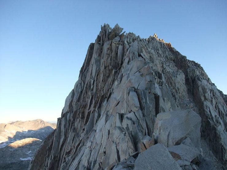 Rock Climbing Photo: Huxley