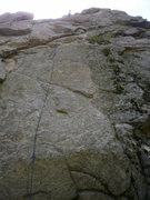 Rock Climbing Photo: Full Respect.