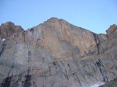Rock Climbing Photo: El Diamond