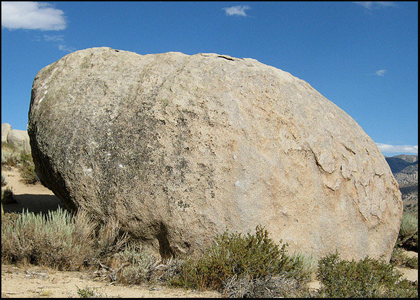 Ranger Rock-west side.<br> Photo by Blitzo.