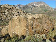 Rock Climbing Photo: Fit Homeless Boulder. Photo by Blitzo.