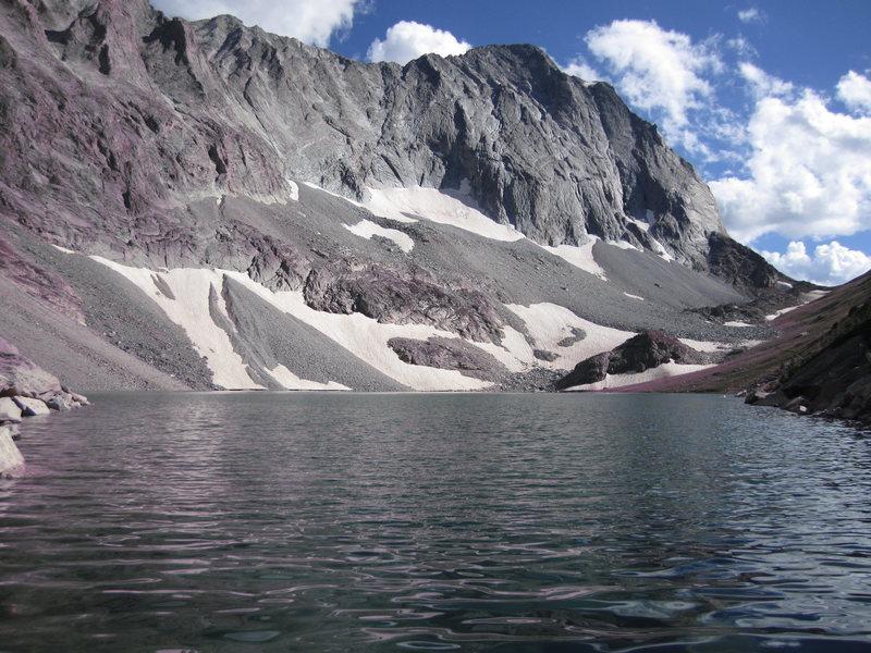 Capitol Lake/Peak.