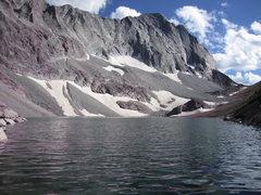 Rock Climbing Photo: Capitol Lake/Peak.