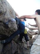Rock Climbing Photo: Random Acadia Bouldering