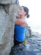 Bouldering in Acadia