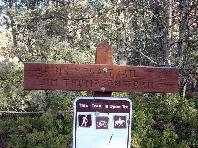 Rock Climbing Photo: My great grandfarthers trail in Oak Creek Canyon, ...