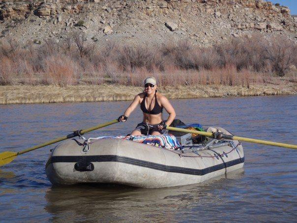 Rock Climbing Photo: Rafting