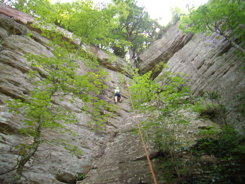 Red River Gorge Summer Trip 2011