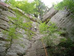 Rock Climbing Photo: Red River Gorge Summer Trip 2011
